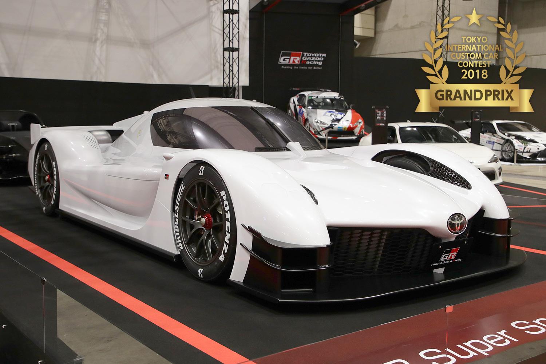 東京国際カスタムカーコンテスト2018 グランプリ Tokyo Auto Salon 2018 東京オート